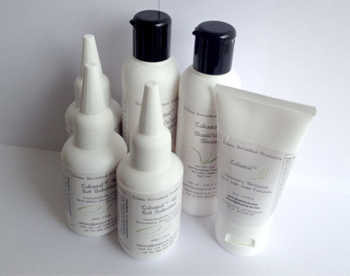 Special offer Pack 2 of Calosol anti hairloss products